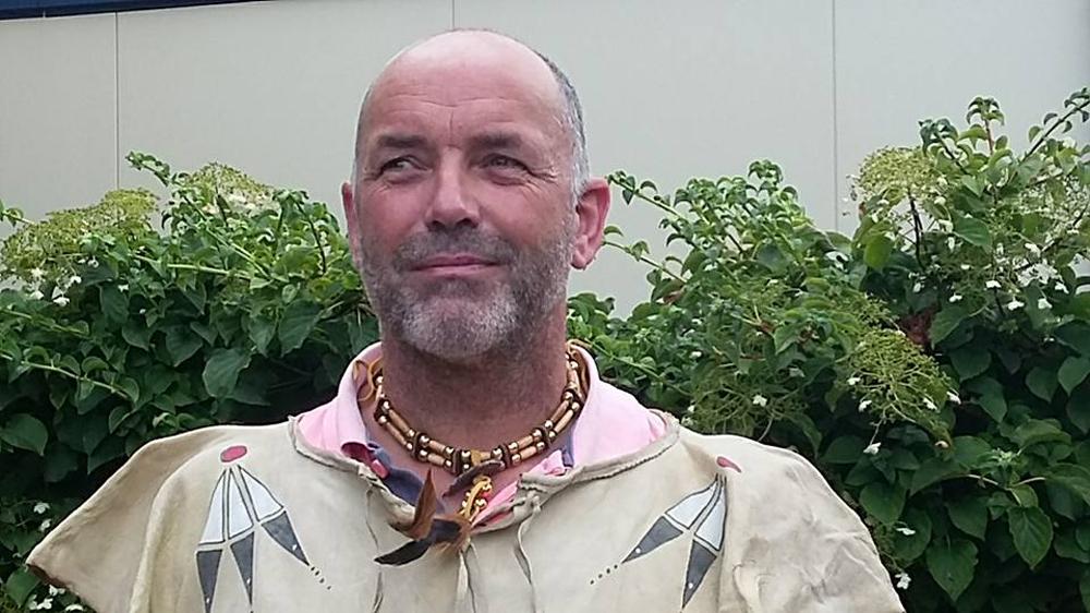 Paul Kramer Sjamaan Sjamanisme Pakra Spirit Alkmaar